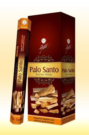 Flute Weihrauch Palo Santo (6 Packungen)