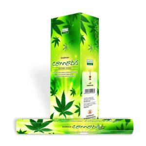 Darshan Weihrauch Cannabis (6 Packungen)