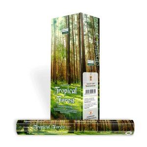 Darshan Raucherstäbchen Tropenwald (6 Packungen mit 20 Stäbchen)