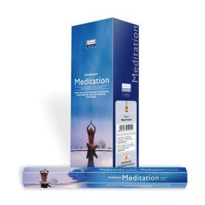 Darshan Raucherstäbchen Meditation (6 Packungen mit 20 Stäbchen)
