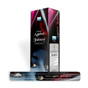 Darshan Raucherstäbchen gegen Eifersucht (6 Packungen mit 20 Stäbchen)