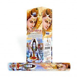 Darshan Weihrauch Lord Shiva (6 Pakete)