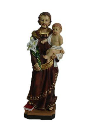Statuen von St. Josef (20 cm - 3 Stück)