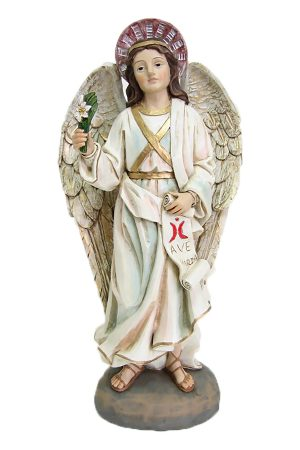 Statue des Erzengels Gabriel (15 cm)
