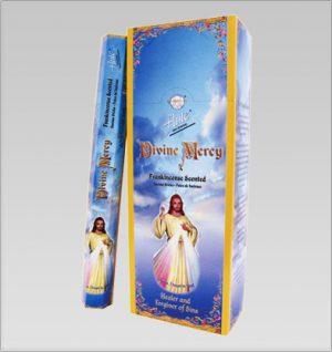 Flute Weihrauch Göttliche Barmherzigkeit (6er Pack)