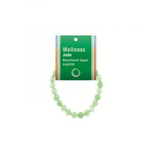 Powerbead Armband Jade (mit Kärtchen)