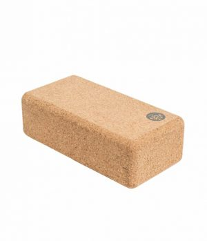Manduka Yoga Block - Klein - Kork