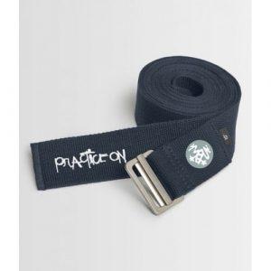 Manduka Align Yoga Gürtel - 300 cm - Mitternacht