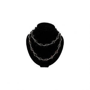 Onyx Halskette