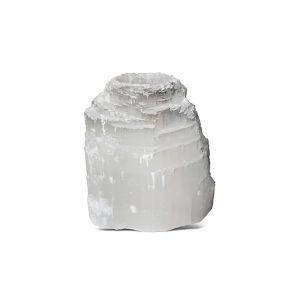 Teelichthalter Selenit Eisberg (1 kg)