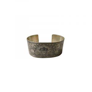 Tibetisches Armband (breit)