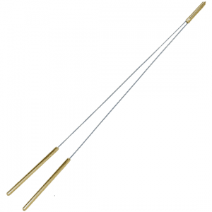 Wünschelrute aus Messing (40 cm)