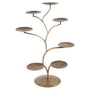 Chakra Lotus Display Metall