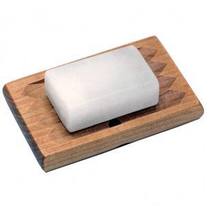 Wellness Seifenhalter aus Holz