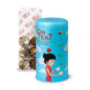 Or Tea? Natural Tea Blossoms Grüntee Ringelblumen