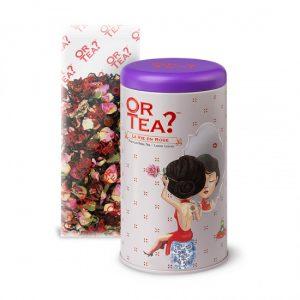 Or Tea? La Vie en Rose loser Schwarztee Rose