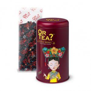 Or Tea? Queen Berry bio Hibiskus-Früchtemelange