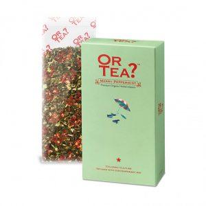 Or Tea? Merry Peppermint Nachfüllpack