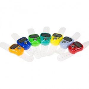 Fingermantrazähler (elektronisch)