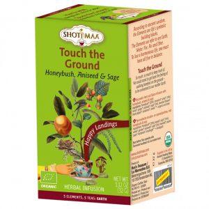 Shoti Maa Touch the Ground Kräutertee (Biologisch, Vegan und Koffeinfrei)