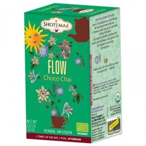 Shoti Maa Flow Kräutertee (Biologisch, Vegan und Koffeinfrei)