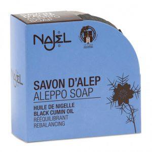 Najel Aleppo Schwarzkümmelöl Toilettenseife