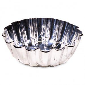 Aluminiumbecher für Tischkerzen