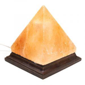 Salzkristalllampe Pyramide