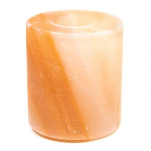 Salzkristall Stimmungslicht Zylinder