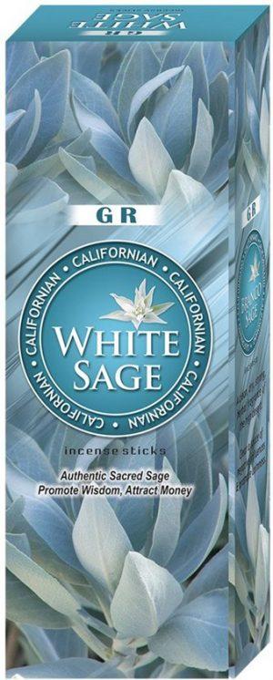 GR Gartenduft Weihrauch Weißer Salbei (6 Packungen)