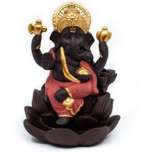 Backflow Weihrauchbrenner Ganesha