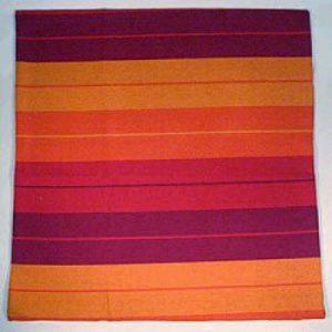 Zierkissen aus Baumwolle Paraiso Mehrfarbig (mit Füllung)