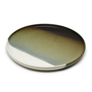 Speiseteller Keramik 3 Farben