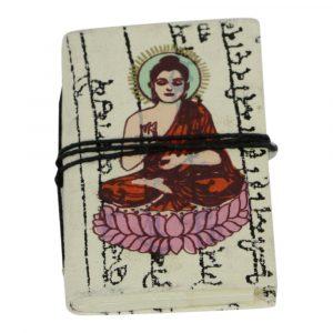 Notizbuch Hardcover Buddha Klein