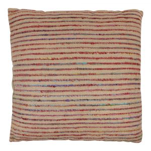 Zierkissen aus Baumwolle Santiago Mehrfarbig XL (mit Füllung)