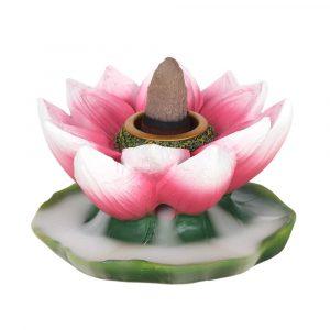 Rückfluss Weihrauchbrenner Bunte Lotusblume