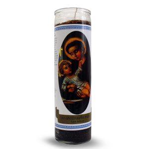 Gebetskerze Heiliger Antonius von Padua (20 cm)