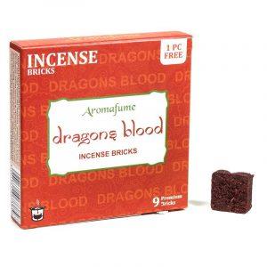 Aromafume Weihrauchblöcke Dragons Blood