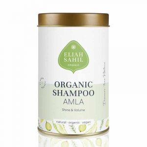 Vegan Pulver-Shampoo Amla BIO Eliah Sahil