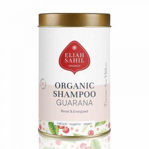 Vegan Pulver-Shampoo Guarana BIO Eliah Sahil
