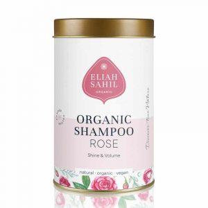 Vegan Pulver-Shampoo Rose BIO Eliah Sahil