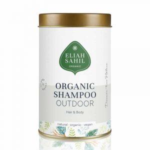 Vegan Pulver-Shampoo Outdoor Körper & Haar BIO Eliah Sahil