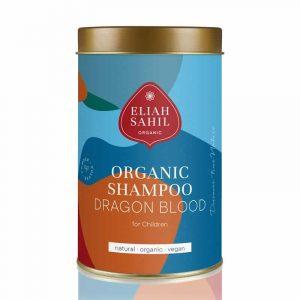 Vegan Pulver-Shampoo Drachenblut Kinder BIO Eliah Sahil