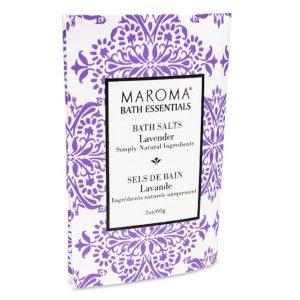 Maroma Badesalz Lavendel