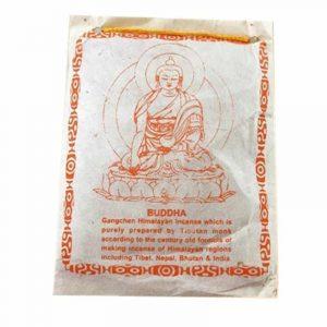 Tibetisches Weihrauchpulver Buddha