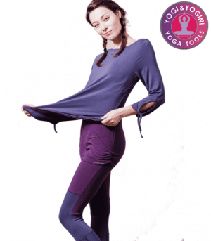 Yoga Top Lounge Yogi Komfort S-M