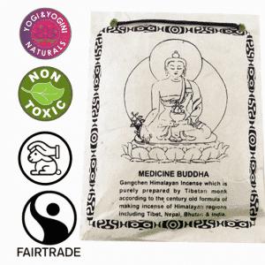 Tibetisches Weihrauchpulver Medizinbuddha
