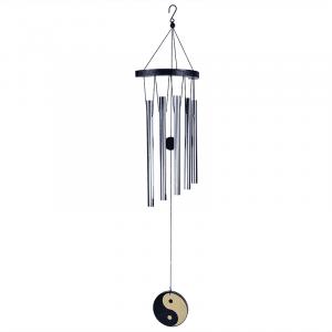 Windorgel Yin Yang aus fünf Röhren