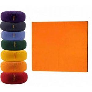 Meditationsmattenhülle orange 2. Chakra