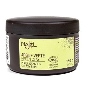 Najel Grüner Ton (Puder) COSMOS natural